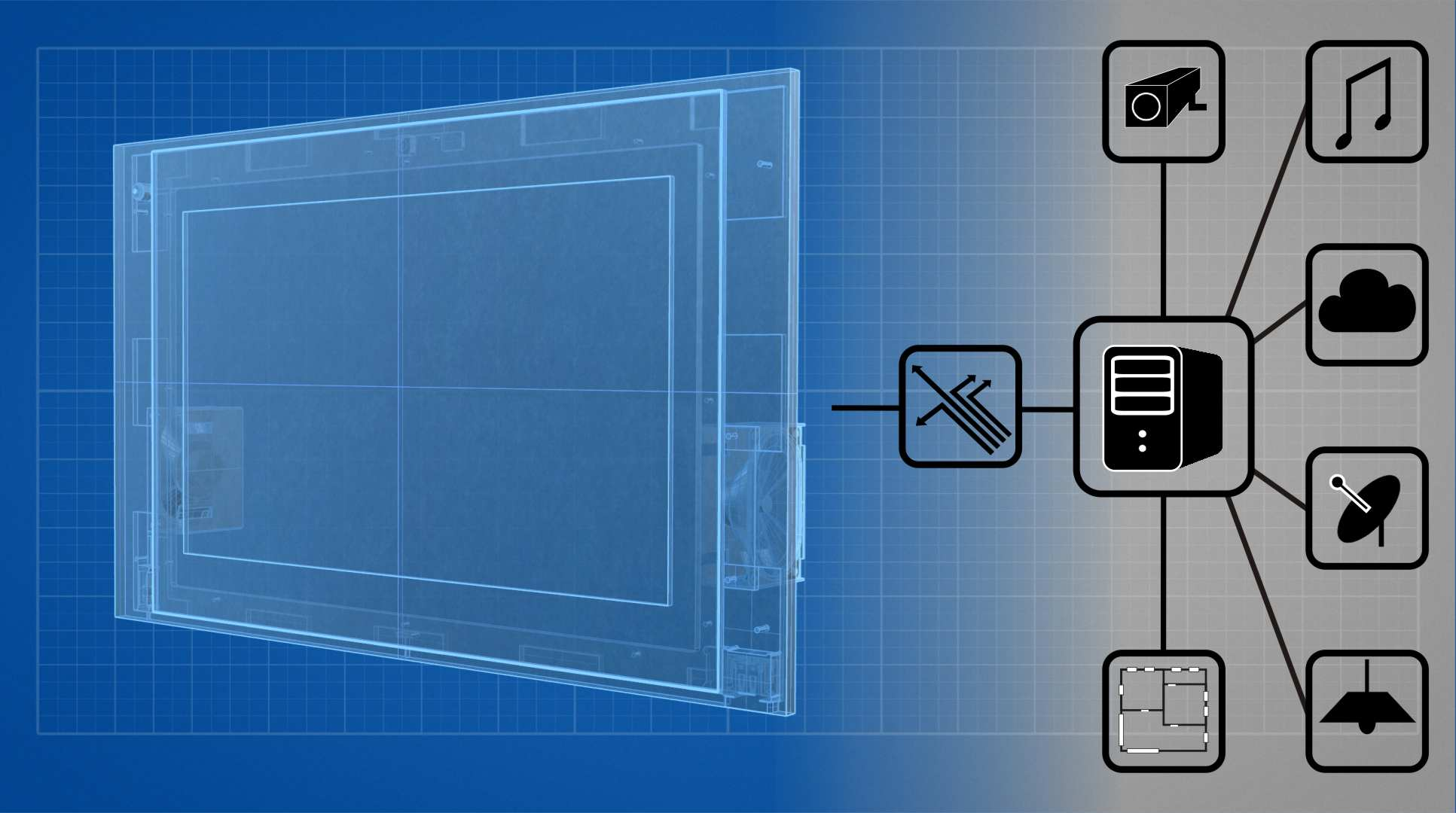 Touch Panel Extender